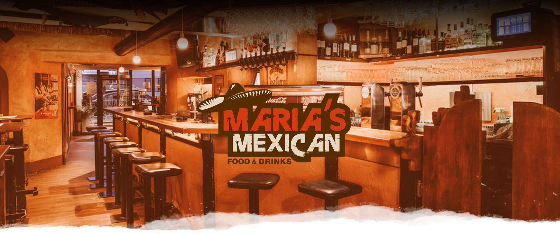 Slider Maria's Mexican